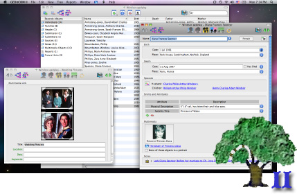 GEDitCOM II Screen Shot
